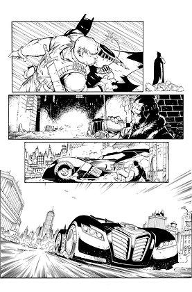 Batman: Arkham Knight #1/Page 12    SOLD