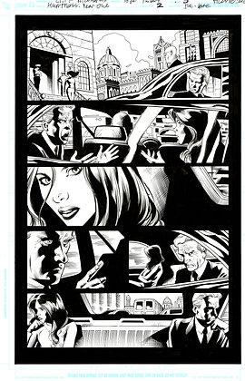 Huntress #2/Page 3