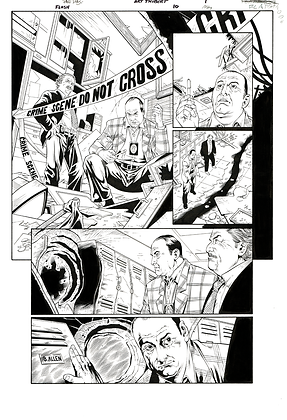 Flash #10/Page 1