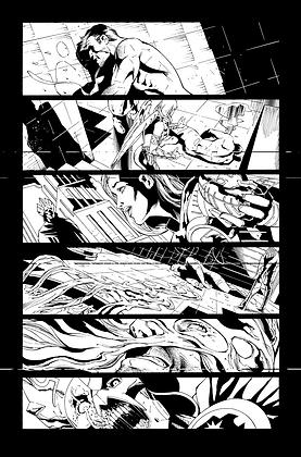 Savage Hawkman #16/Page 3
