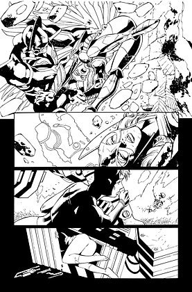 Savage Hawkman #13/Page 13
