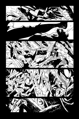 Savage Hawkman #15/Page 16