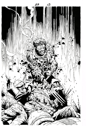 Ultimate X-Men #28/Page 15    SOLD