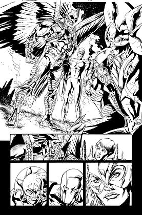 Savage Hawkman #13/Page 18