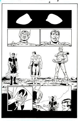 Death of the New Gods #6/Page 8