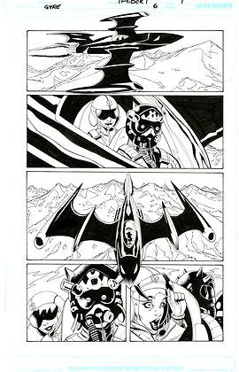 Batman: Widening Gyre #6/Page 1