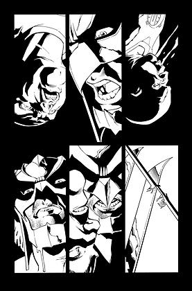 Savage Hawkman #14/Page 10