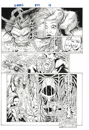 X-Men #77/Page 14