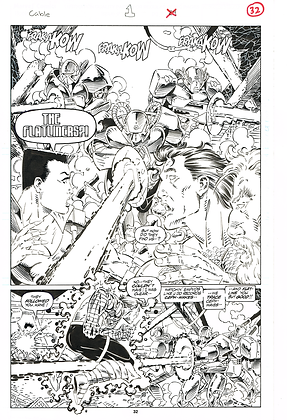 Cable #1/Page 32