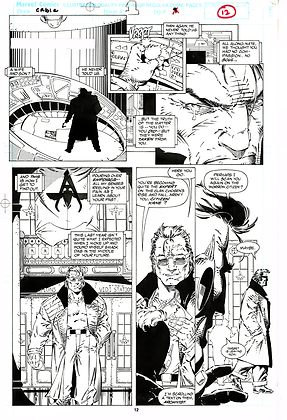 Cable #1/Page 12