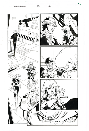 Captain America #33/Page 12