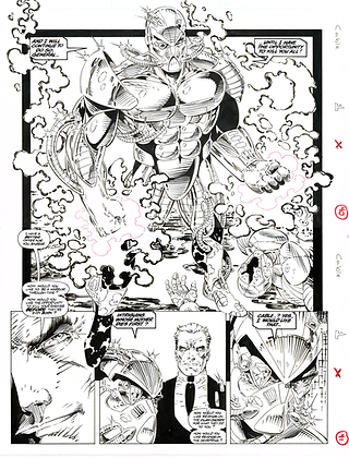 Cable #1/Pages 40&41  Dbl Page Spread