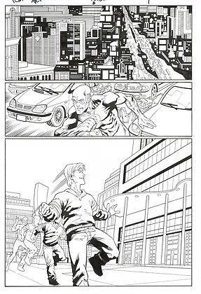 Flash #8/Page 1