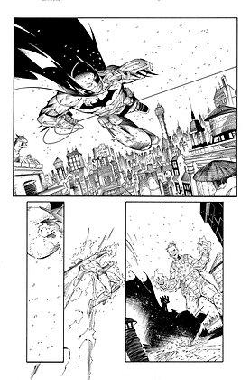 Batman: Arkham Knight #1/Page 2   SOLD