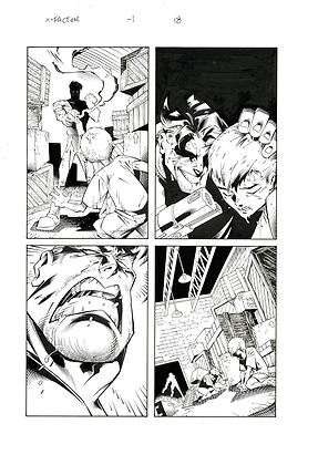 X-Factor #-1/Page 18