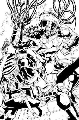Deathstroke #3/Page 12            SOLD