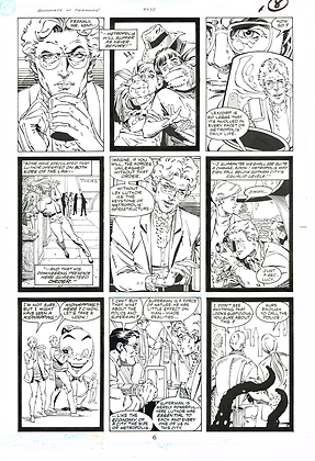 Adventures of Superman #475/Page 6