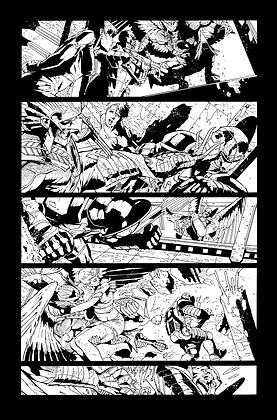 Savage Hawkman #10/Page 12