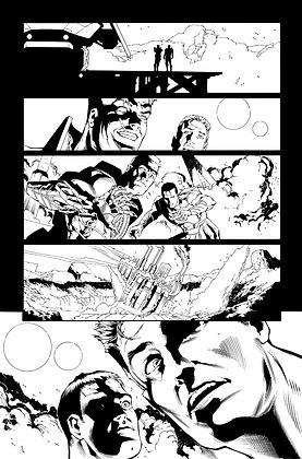 Savage Hawkman #0/Page 11