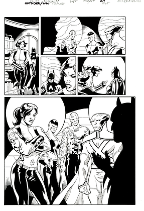 Outsiders/Wonder Woman #1/Page 24
