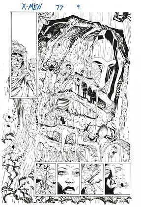 X-Men #77/Page 9