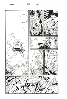 Uncanny X-Men #389/Page 12