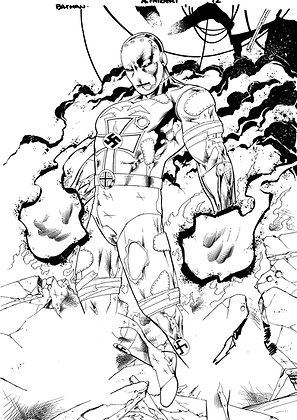 Batman: Widening Gyre #1/Page 12    SOLD