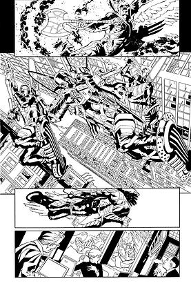Savage Hawkman #9/Page 4