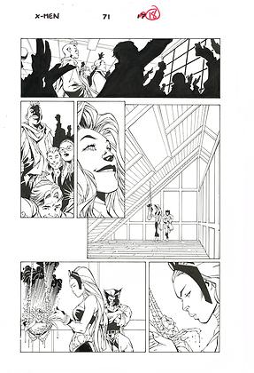 X-Men #71/Page 18