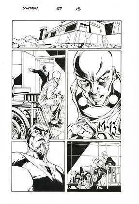 X-Men #67/Page 13