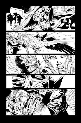 Savage Hawkman #0/Page 18