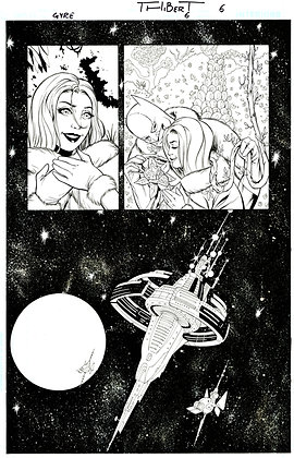 Batman: Widening Gyre #6/Page 6