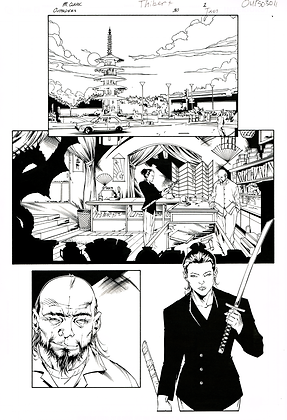 Outsiders #30/Page 1