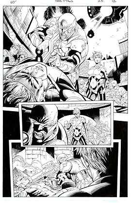 Teen Titans #25/Page 12