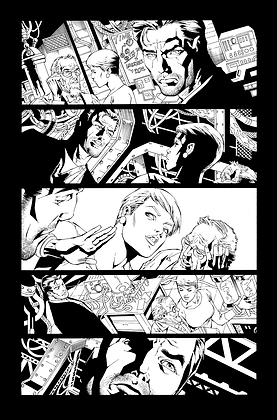 Savage Hawkman #17/Page 3