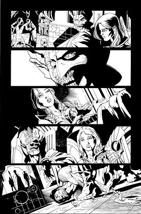 Savage Hawkman #16/Page 2