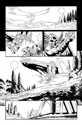 Savage Hawkman #12/Page 10