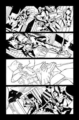 Savage Hawkman #14/Page 5