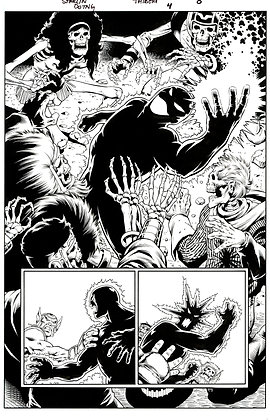 Death of the New Gods #4/Pg 8