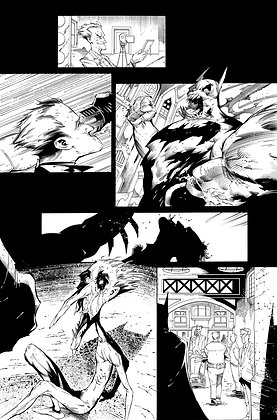 Batman: Arkham Knight #2/Page 8