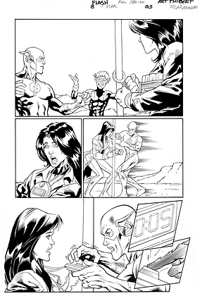 Flash #8/Page 5