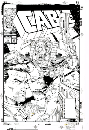 Cable #3 Cover     SOLD