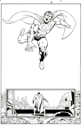 Death of the New Gods #8/Page 1