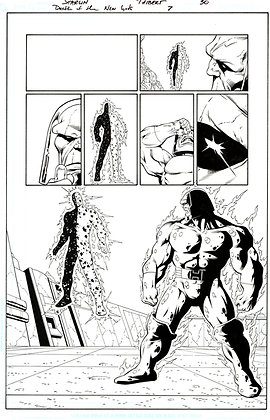 Death of the New Gods #7/Page 30