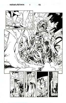 Heroes Return #1/Page 12