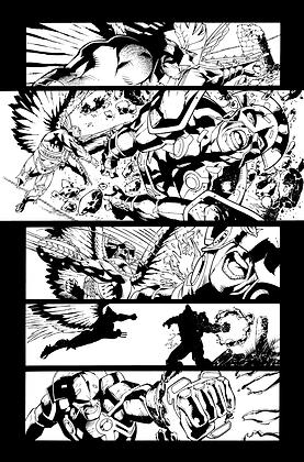 Savage Hawkman #13/Page 15