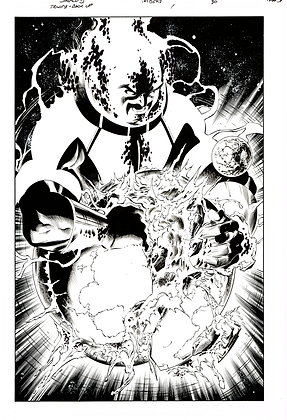 Trinity #1/Page 30    SOLD