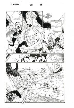 X-Men #68/Page 15