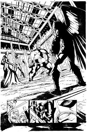 Savage Hawkman #9/Page 20