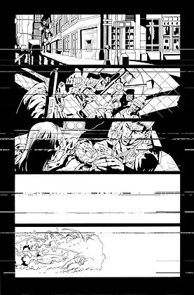 Savage Hawkman #17/Page 1